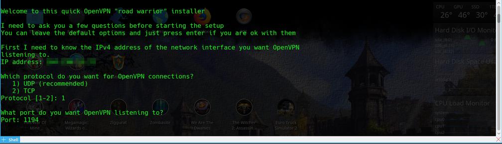 OpenVPN Server для чайников