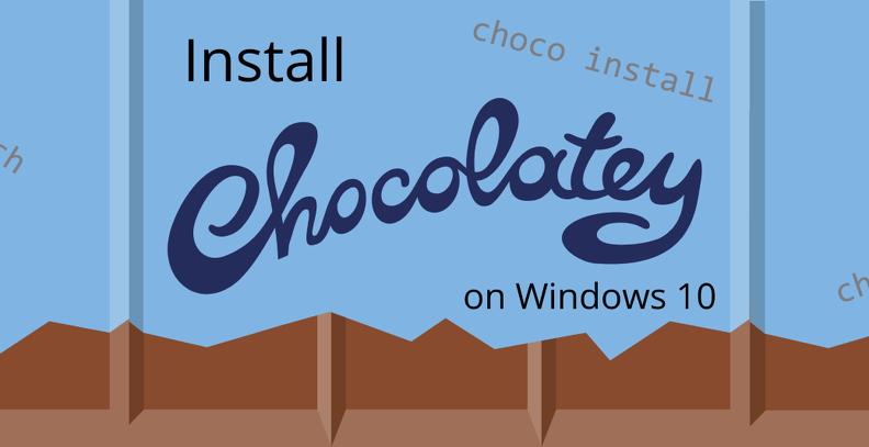 Chocolatey – менеджер пакетов для Windows