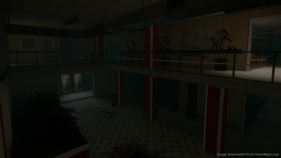 L4D. No Mercy Apocalypse (map)