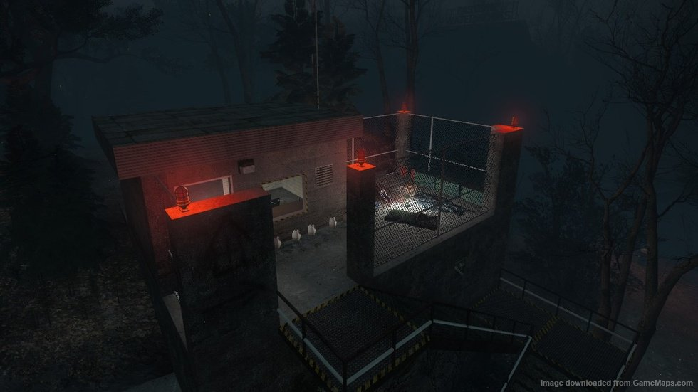L4D. Death Toll Apocalypse (map)