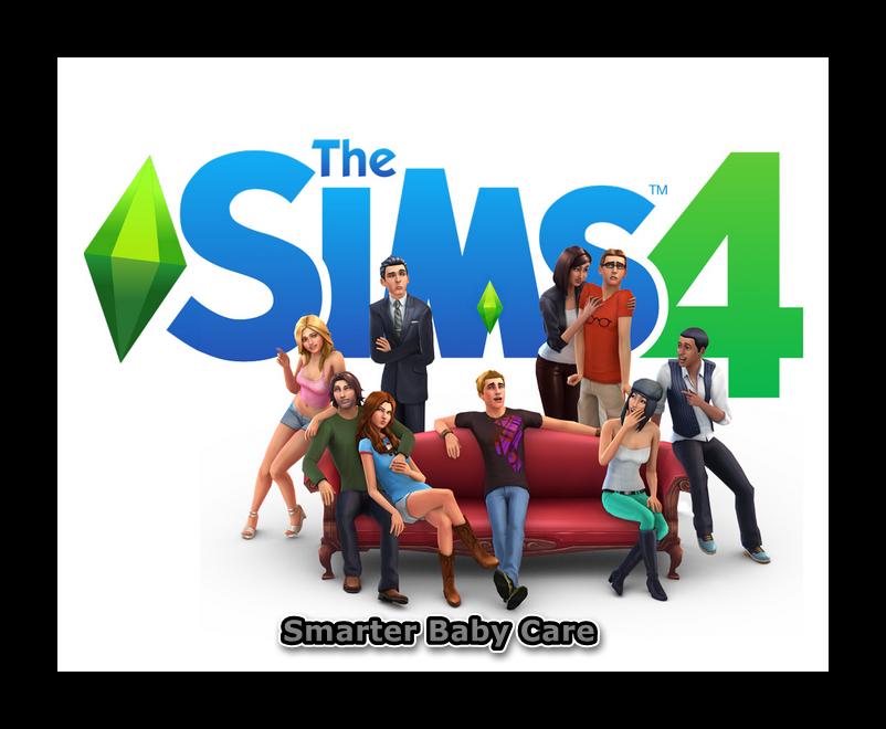 The Sims 4. Забота о младенцах