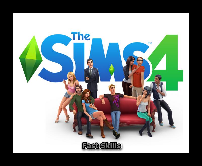 The Sims 4. Быстрое повышение навыков
