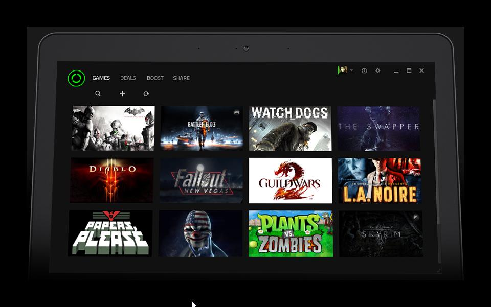Razer Cortex. Синхронизация игровых сохранений