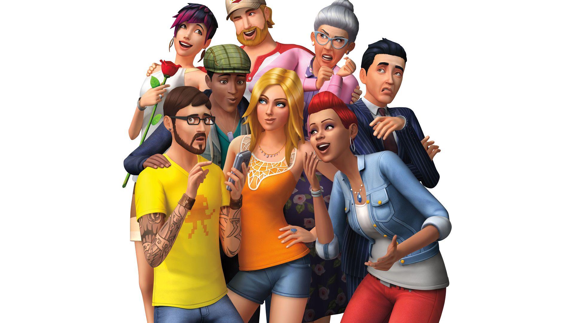 The Sims 4. Беременность