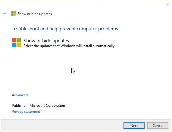Обновление KB4074588 или как отключить обновления в Windows 10