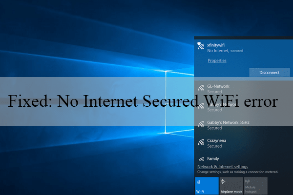 Windows 10. Проблемы с Wi-Fi